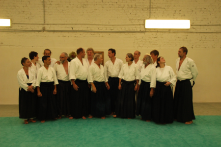 Seminar in Bochum with Patrick (CANCELLED) @ Aikido Bochum e.V. | Bochum | Nordrhein-Westfalen | Germany